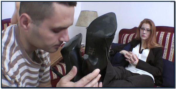 Lazy Spoiled And Demanding Female Domination Foot Fetish