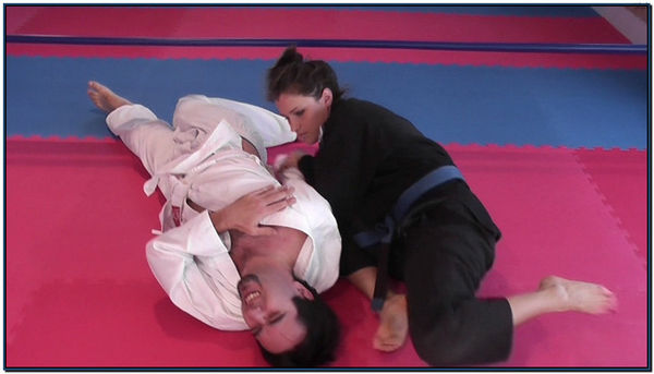 Andy Bjj Defence Female Domination