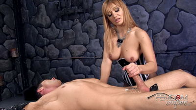 What man captive male female domination The girls