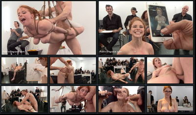 Public Disgrace - Apr 10, 2015 - Penny Pax and Bill Bailey