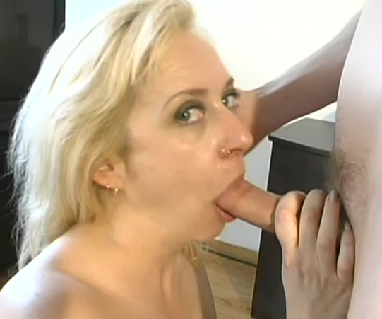 Joe Fills Tight Pussy Anya With His Man Meat