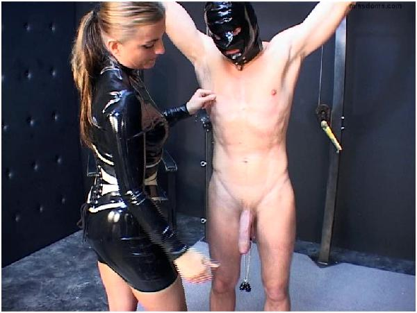 Sexy Girls in Latex, Rubber and Leather Clothing, Uniforms, Slaves, Fetish, Masks, Blowjob, Lesbian,