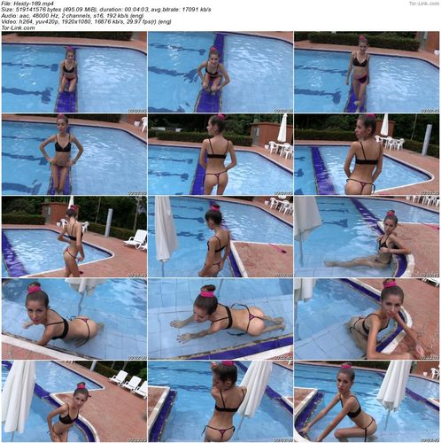 HeidyModel video 169