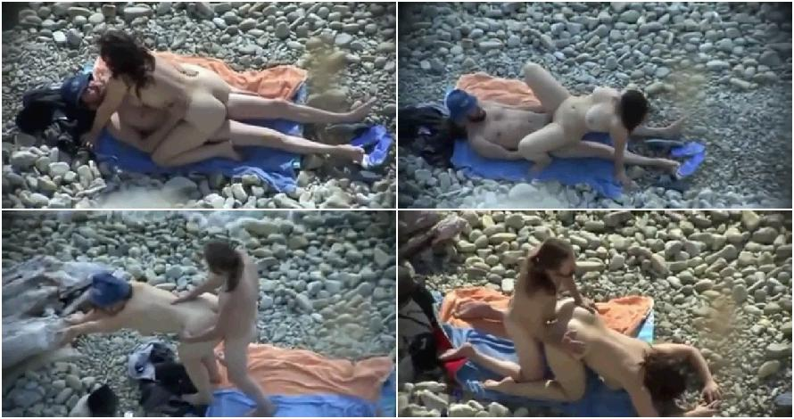 Download porn on the beach Best Video sex in public