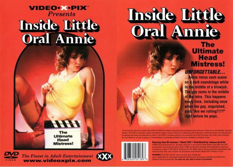 Little oral annie deep throat dirty talk 2