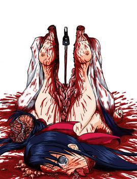 хентай насилие фото