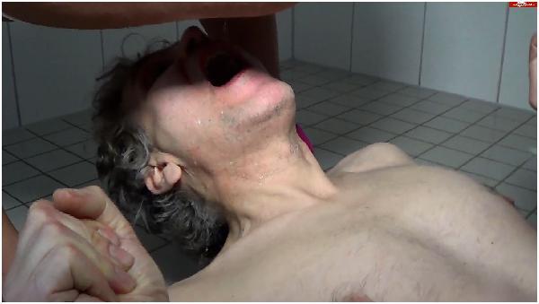 interview gangbang fuck video
