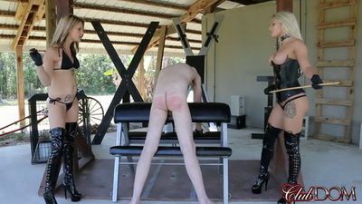 Clubdom - Hope Harper & Marsh Caning