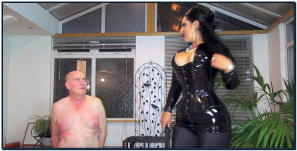 Not Another Easy Whipping Female Domination