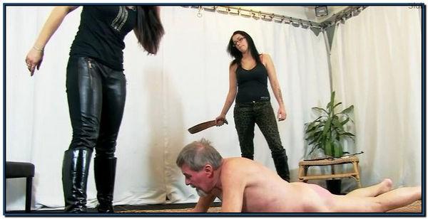 The Last Hard Challenge Female Domination