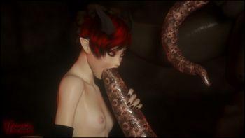 [3D Porn Comic] [Vaesark] Kylia. Chapter 1