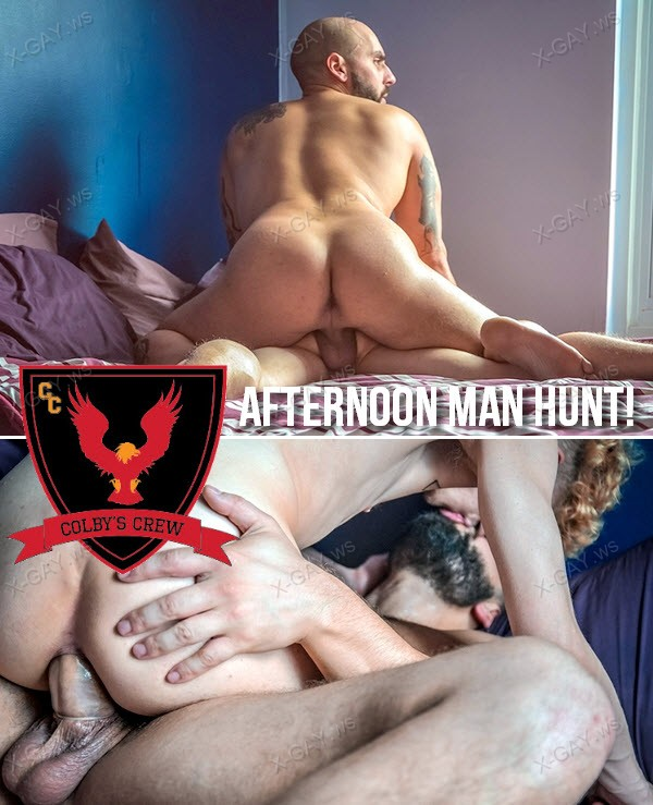 ColbysCrew: Afternoon Man Hunt! (Hunter Sykes, Johnny Venture)