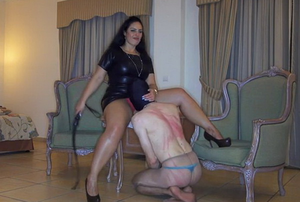 Hot female domination 101