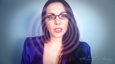 Goddess Alexandra Snow – Therapist to Mistress – Tit Indulgence