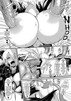 [H-manga] [Seisenki Iris] Sennou Kaizou Sareru Otome no Nikutai [English]