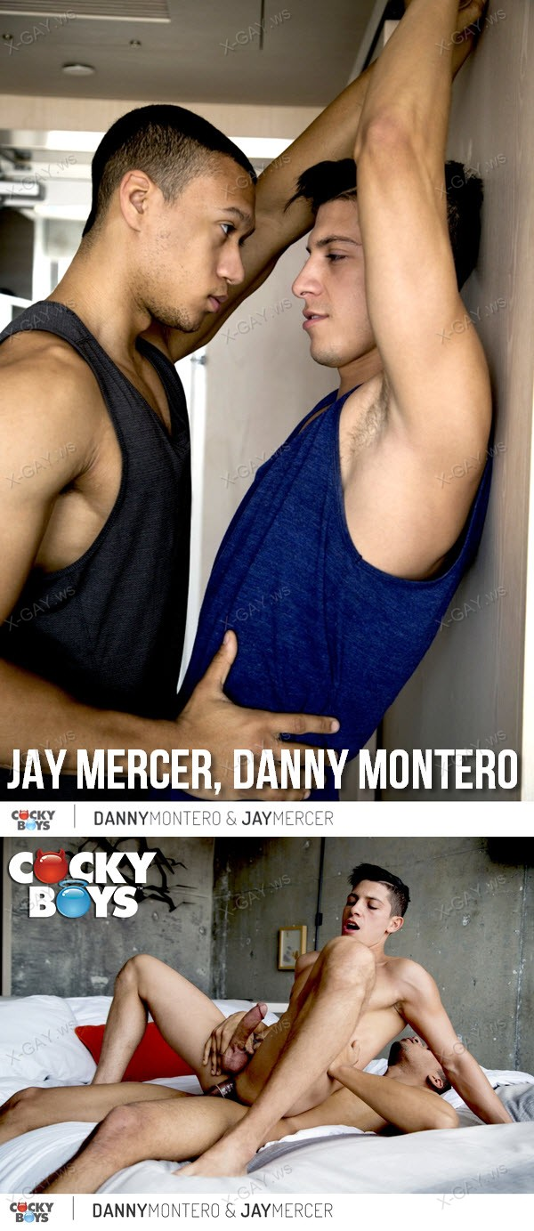 CockyBoys: Missed Connections (Jay Mercer Fucks Danny Montero)