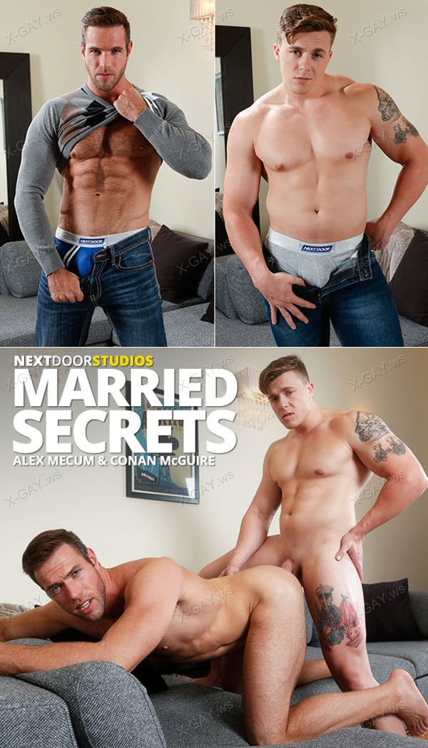 NextDoorBuddies: Married Secrets (Conan McGuire, Alex Mecum)