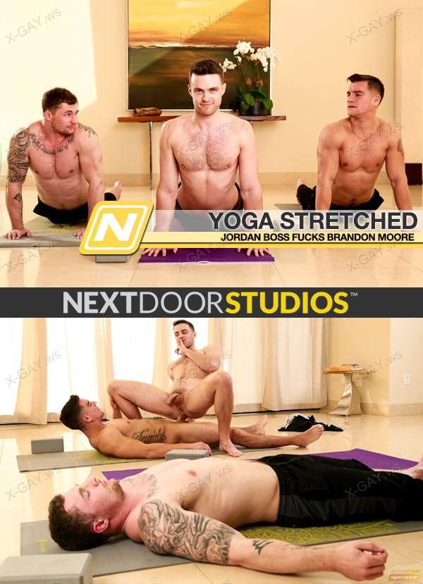 NextDoorOriginals: Yoga Stretched (Jordan Boss, Brandon Moore)