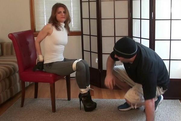 Cam girl strip tease