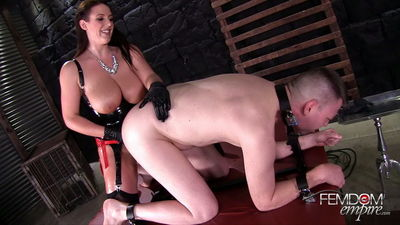 Femdom Empire - Amy White - Ass to Mouth