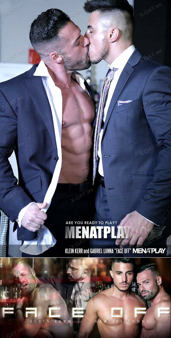 MenAtPlay: Face Off (Klein Kerr, Gabriel Lunna)