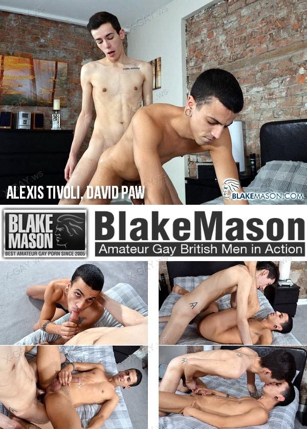 BlakeMason: Alexis Tivoli, David Paw