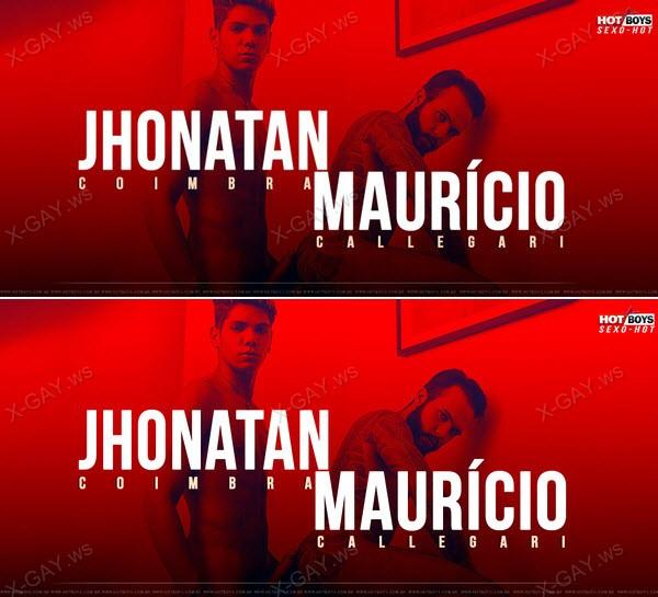HotBoys: Jhonatan Coimbra, Mauricio Callegari (Bareback)