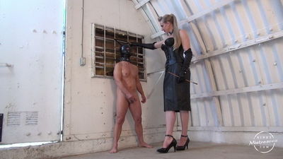 Kinky Mistresses – Goddess Severa – My little CBT loser Slave