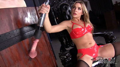 Femdom Empire – Blaire Williams – Cum like a girl