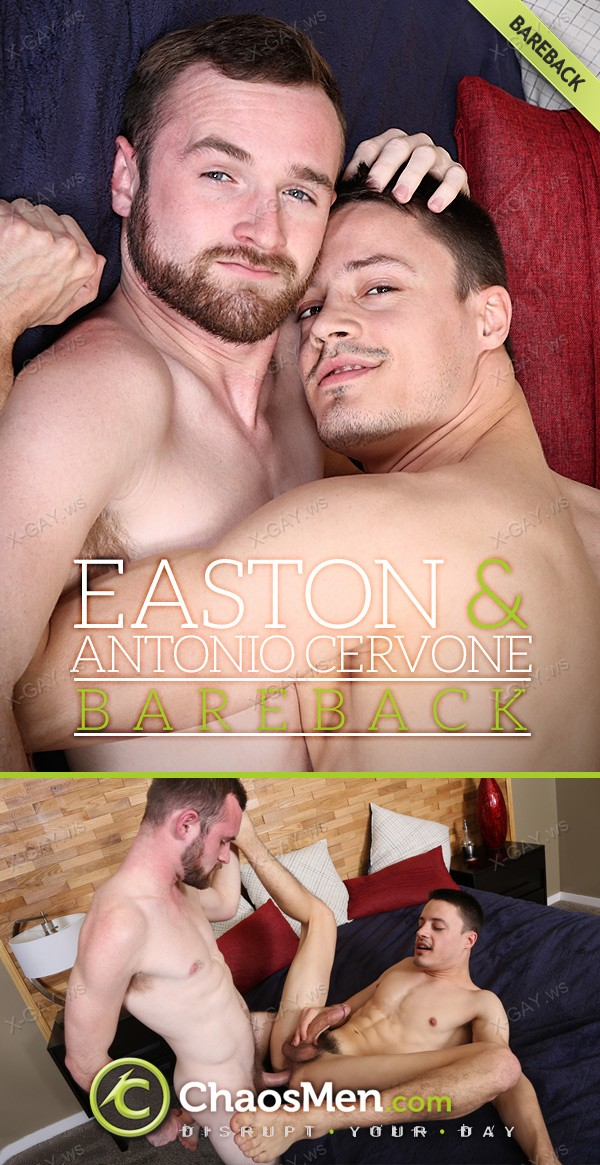 ChaosMen: Antonio Cervone, Easton: RAW