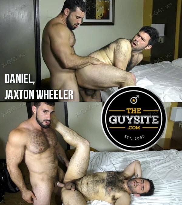 TheGuySite: Daniel Gets Fucked (by Jaxton Wheeler)