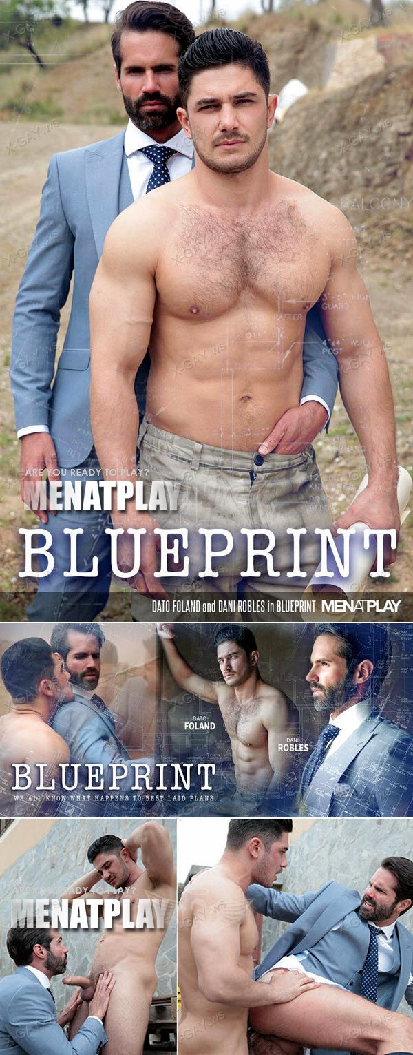 MenAtPlay: Blueprint (Dato Foland, Dani Robles)