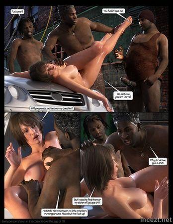 3 d секс комиксы