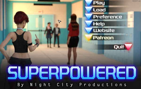 SuperPowered v0.16.50 Modded [Night City Productions]