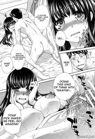 Fudoutoku SEX Ch. 1-2