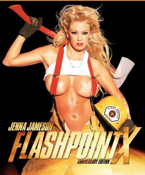 Jenna Jameson's Flashpoint XBeast(1998)